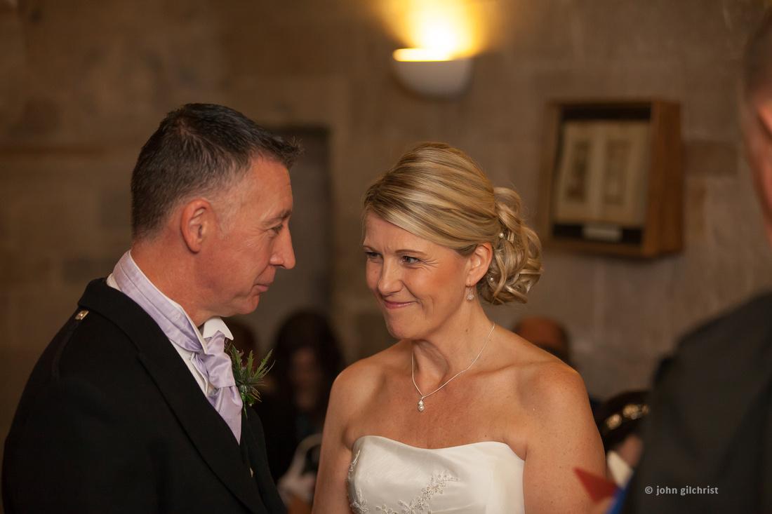 Sample wedding image from Edinburgh Castle and Apex Hotel Grassmarket, photographer John Gilchrist ref 20140906-0007