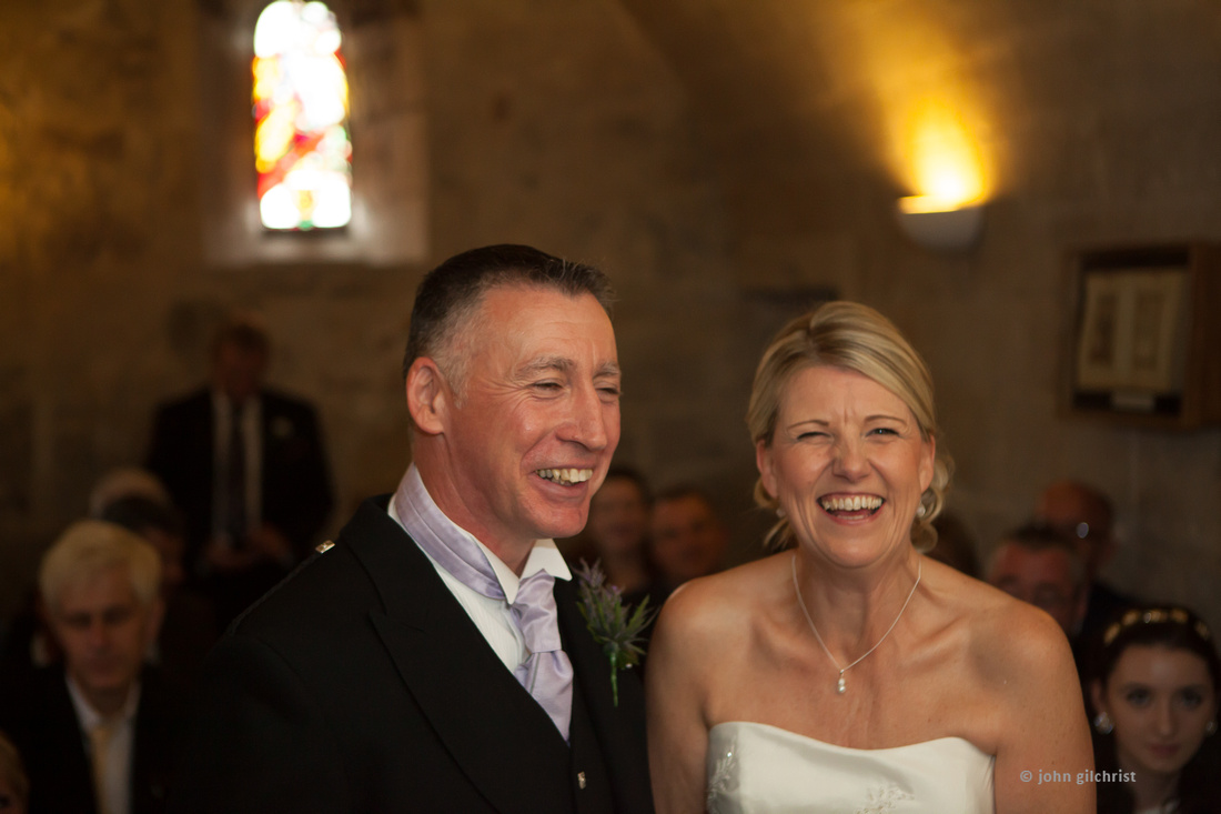 Sample wedding image from Edinburgh Castle and Apex Hotel Grassmarket, photographer John Gilchrist ref 20140906-0009