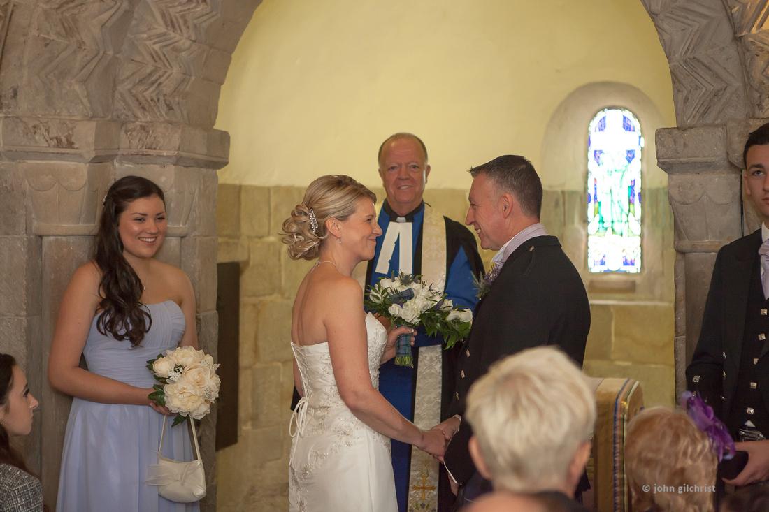 Sample wedding image from Edinburgh Castle and Apex Hotel Grassmarket, photographer John Gilchrist ref 20140906-0023