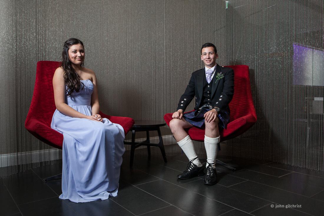 Sample wedding image from Edinburgh Castle and Apex Hotel Grassmarket, photographer John Gilchrist ref 20140906-0049