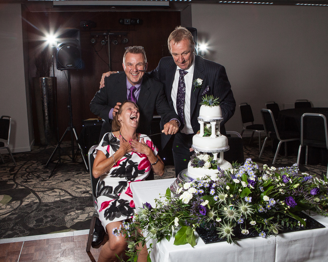 Sample wedding image from Edinburgh Castle and Apex Hotel Grassmarket, photographer John Gilchrist ref 20140906-0061