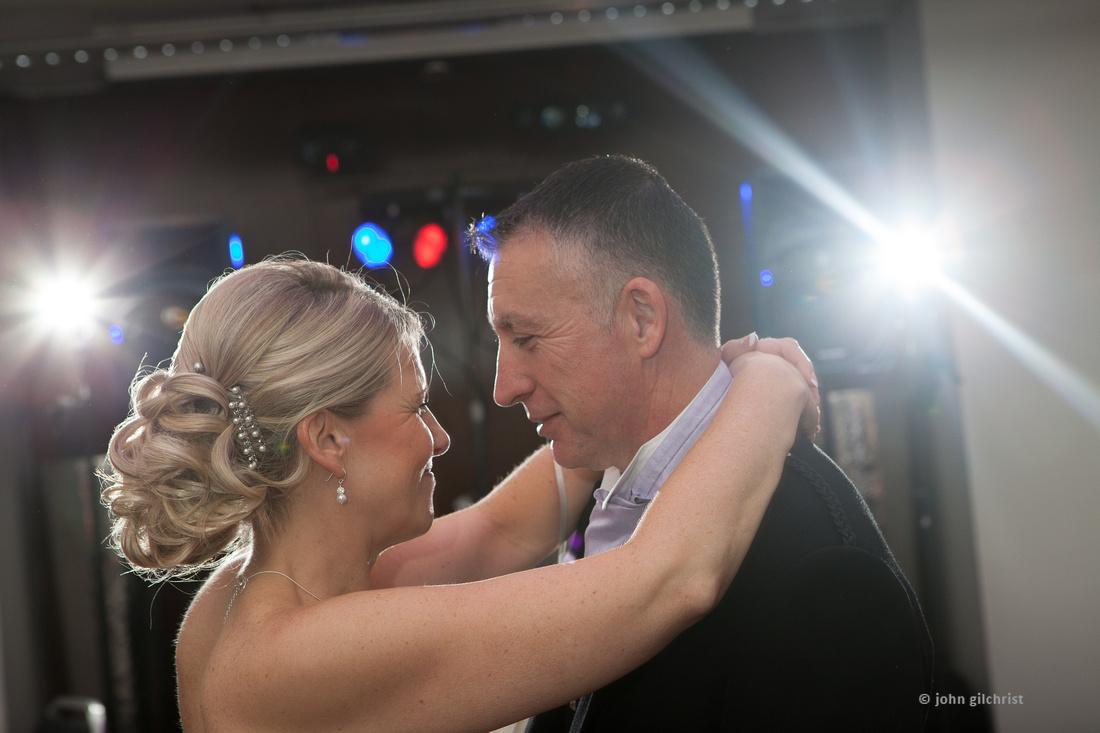 Sample wedding image from Edinburgh Castle and Apex Hotel Grassmarket, photographer John Gilchrist ref 20140906-0064