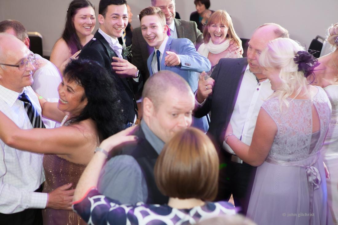 Sample wedding image from Edinburgh Castle and Apex Hotel Grassmarket, photographer John Gilchrist ref 20140906-0065