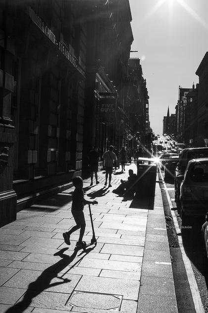 Street photography BW-SP02