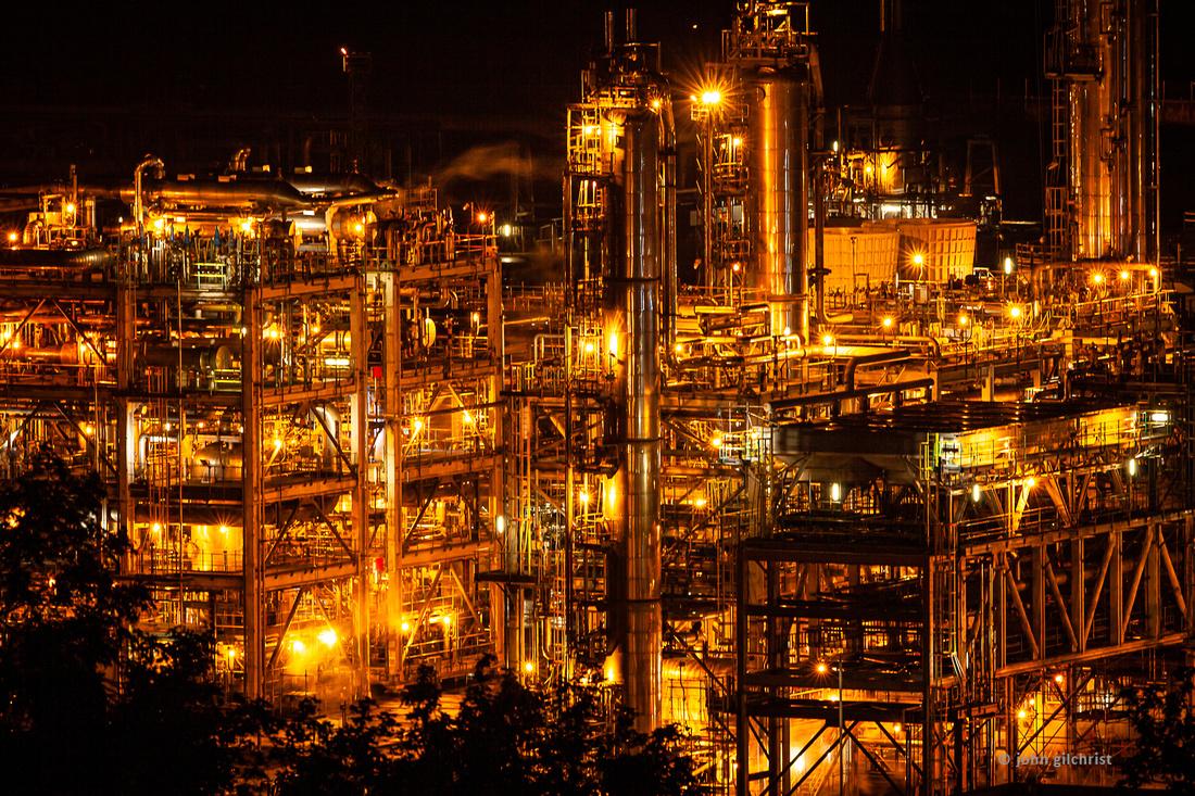 Grangemouth-Refinery-0002-John-Gilchrist-industrial-photographer Edinburgh - Processes
