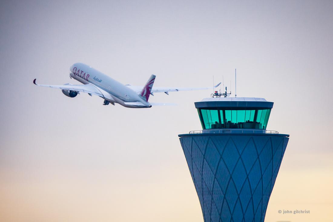 Qatar Edinburgh - Scottish aviation photographer