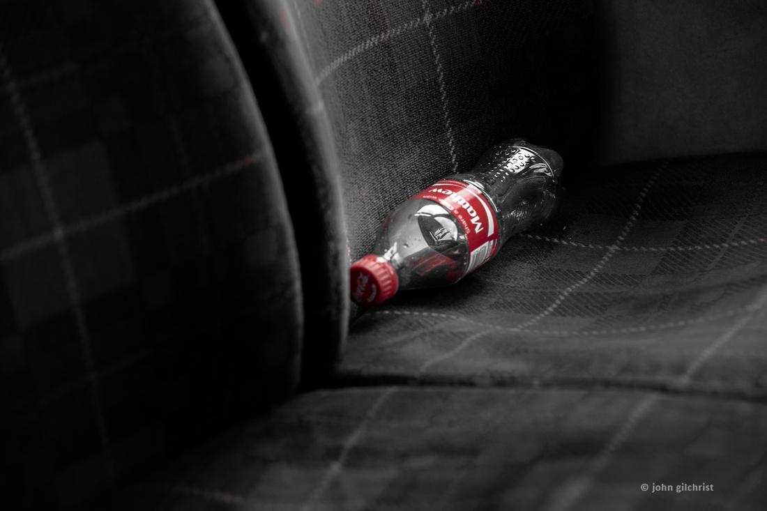 Matthew had a Coke