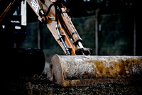 Industrial location photographers in Edinburgh | Site Investigation and Groundworks