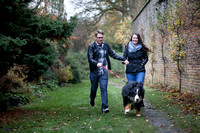 Engagement photography at Vogrie Country Park, Edinburgh pre-wedding photographer John Gilchrist D315Y14P09