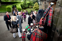 Kerstin Jason Wedding Edinburgh D164Y13P12