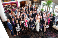 Wedding photography at The Apex International Hotel with Edinburgh based photographer John Gilchrist D277Y15P47