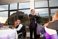 Wedding photography at The Apex International Hotel with Edinburgh based photographer John Gilchrist D277Y15P55