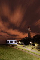 Calton Hill at Night, Places of Interest in Edinburgh - IMG-20091010-0002