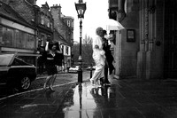 Wedding photography in Scotland with UK based wedding photographer Edinburgh photo John Gilchrist UK20091116-0005