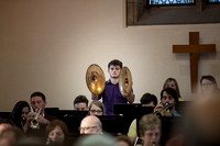 Concert photography in Midlothian, community band image by John Gilchrist Edinburgh photographer 2016 0007