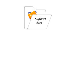 Additional support files for Network Rail