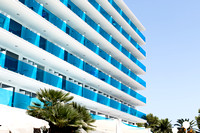Sunshine holiday resort Majorca Spain IMG0010JG20170709
