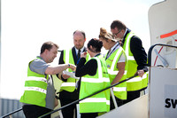 UK Airports Safety Week IMG2018MAY17EDINBURGH0011JG