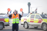 UK Airports Safety Week IMG2018MAY17EDINBURGH0051JG