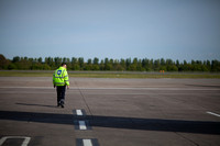 Edinburgh Airport IMG2018MAY17UKAIRPORTSSAFETYWEEK0013JG