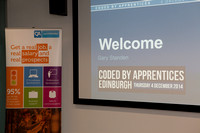 QA Apprenticeships, Microsoft Office: Event Photographer Edinburgh-0017
