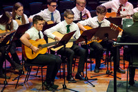 Usher Hall Festival of Music 2014 with Midlothian Schools' mims1411064