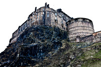 Edinburgh Castle, Edinburgh Architecure, Castles - IMG-130329-0001
