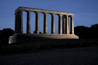 National Monument of Scotland - Calton Hill - IMG-20090607-0001