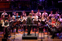 Usher Hall Festival of Music 2014 with Midlothian Schools' mims14110623
