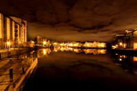 Water of Leith at Night, Edinburgh Scenic Landscape - IMG-JGP-0001
