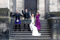 Wedding photography shoots, bookings for weddings at Waldorf Astoria Edinburgh photographer 20140728-0001