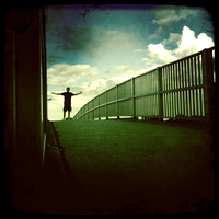 iPhoneography camera photo by John Gilchrist Photography - Brow of the Bridge
