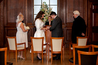 Find wedding photographers in Scotland for weddings at The Glasshouse Hotel in Edinburgh lothian-chambers-20131231-0002