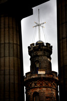 Nelson Monument - Calton Hill Edinburgh - IMG-20110319-0001