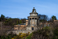 Robert Burns Monument | Edinburgh's top photography spot | Edinburgh Locations