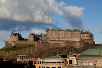 Edinburgh Castle, Edinburgh Architecure, Castles - IMG-130328-0001