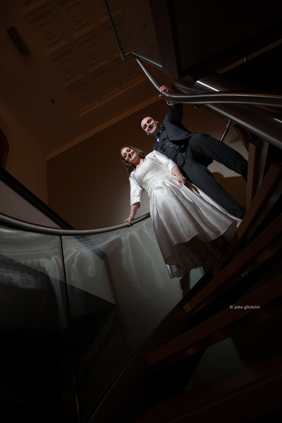 Wedding Glasshouse Hotel wedding at The Glasshouse Hotel Y13D365WP0045P