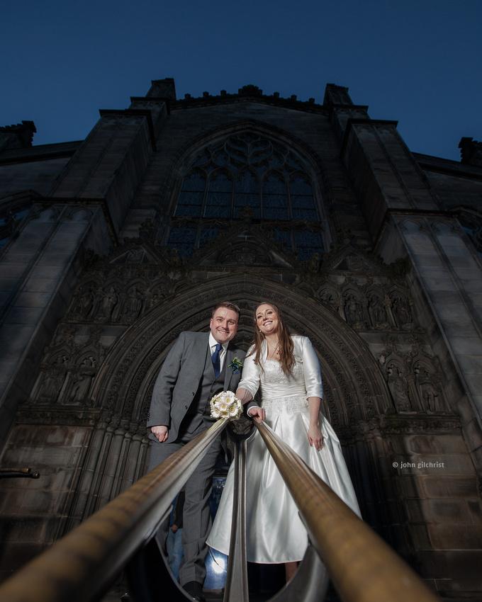 Wedding Lothian Chambers wedding at Lothian Chambers Y13D365WP0036P