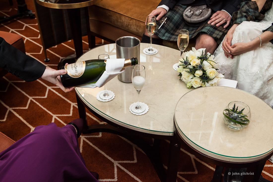 Wedding Caledonian Hotel Edinburgh weddings at the Caledonian hotel  Edinburgh Y14D179WP0039
