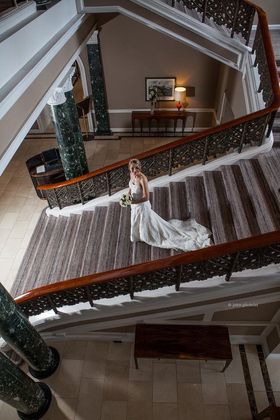 Wedding Caledonian Hotel Edinburgh weddings at the Caledonian hotel  Edinburgh Y14D179WP0053