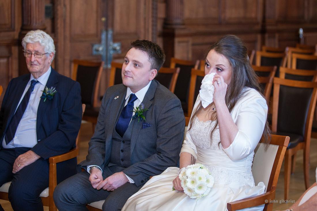 Wedding Lothian Chambers wedding at Lothian Chambers Y13D365WP0021P
