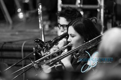 Christmas concert at Penicuik High School - 20161214-0085