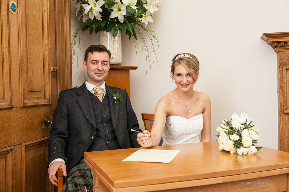 Wedding Caledonian Hotel Edinburgh weddings at the Caledonian hotel  Edinburgh Y14D179WP0015