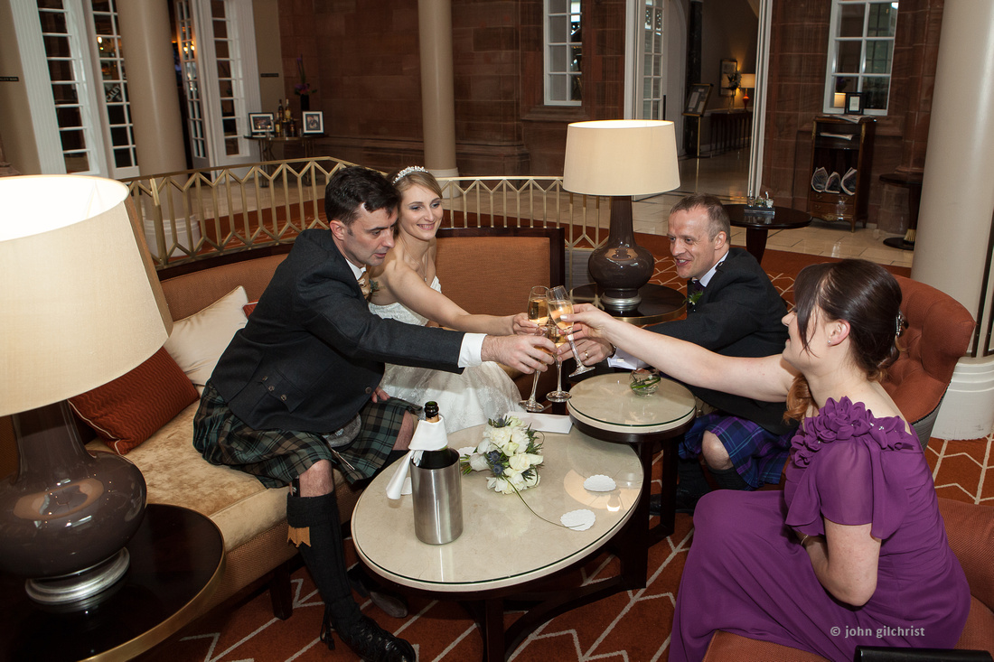 Wedding Caledonian Hotel Edinburgh weddings at the Caledonian hotel  Edinburgh Y14D179WP0040