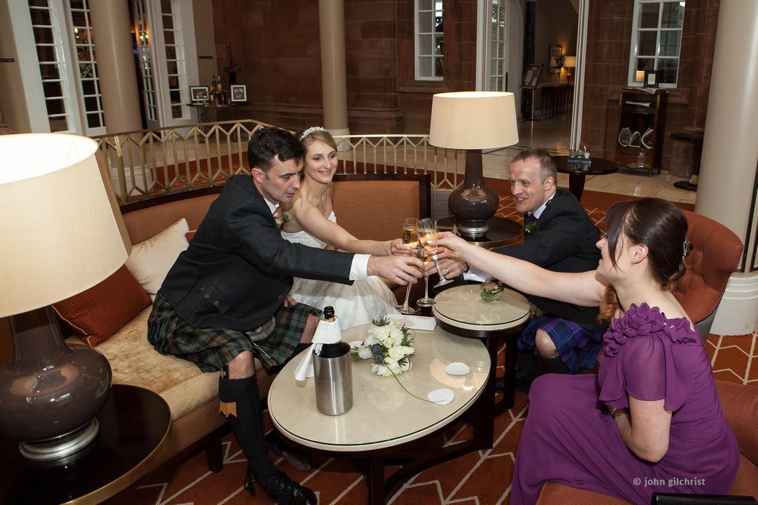 Wedding Caledonian Hotel Edinburgh weddings at the Caledonian hotel  Edinburgh Y14D179WP0040