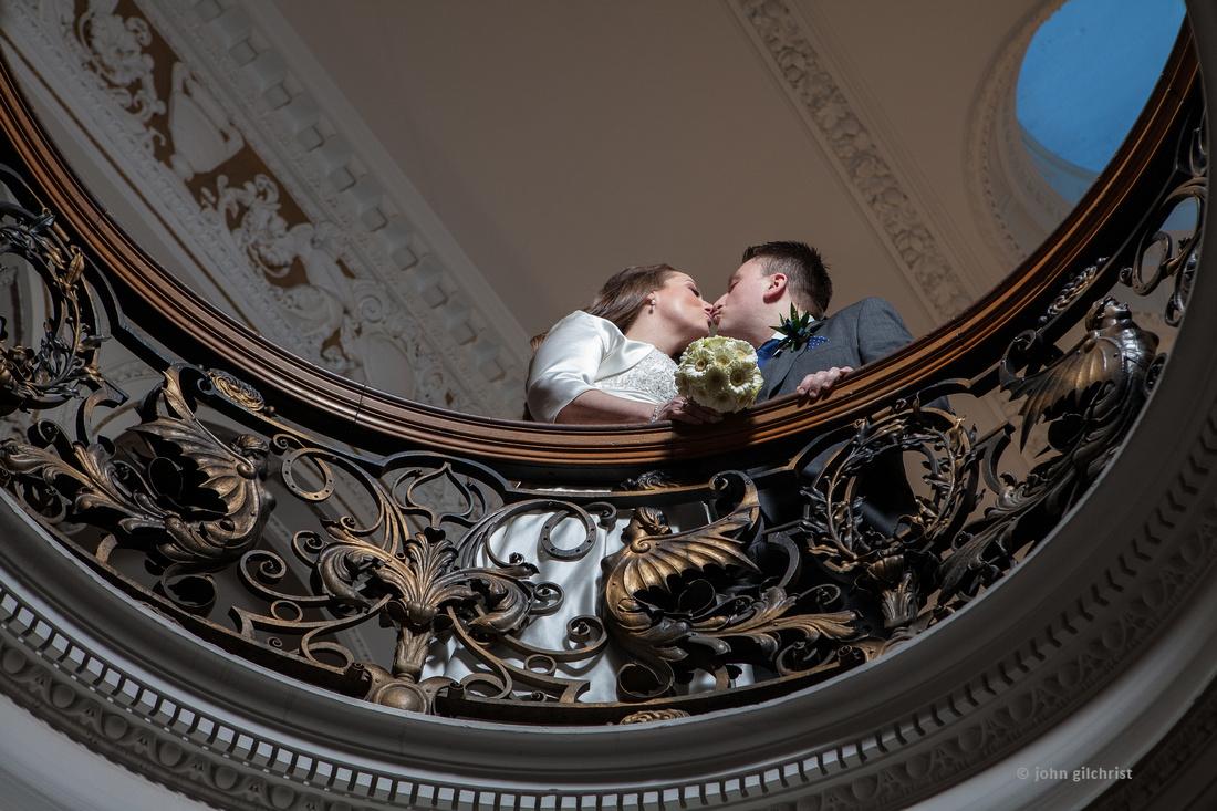 Wedding Lothian Chambers wedding at Lothian Chambers Y13D365WP0030P