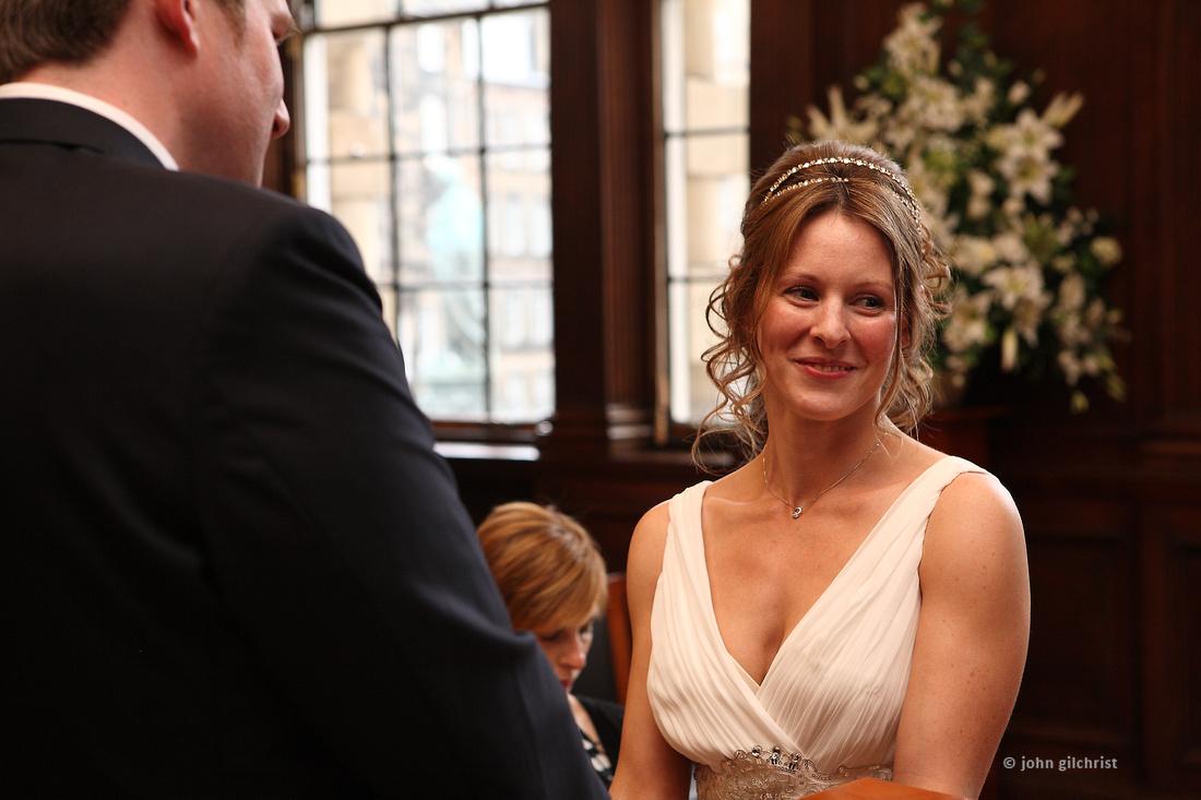 Wedding photography Lothian Chambers wedding photographer Lothian Chambers Y11D145P0015