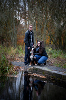 Engagement photography at Vogrie Country Park, Edinburgh pre-wedding photographer John Gilchrist D315Y14P59