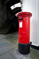 Pillar Box Red - Edinburgh Photo IMG0002JG20170827