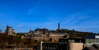 Calton Hill, Edinburgh - City Scenic View - IMG-20140319-0035